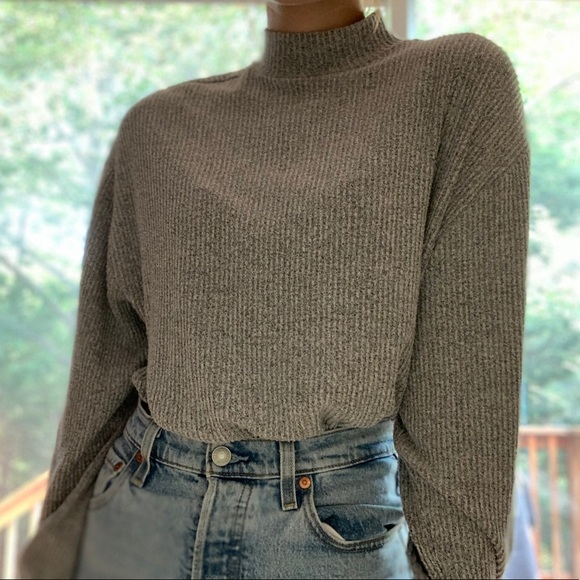 Soft Turtleneck Long Sleeve from American Eagle